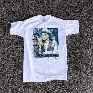 Vintage Tracy Lawrence Band T Shirt